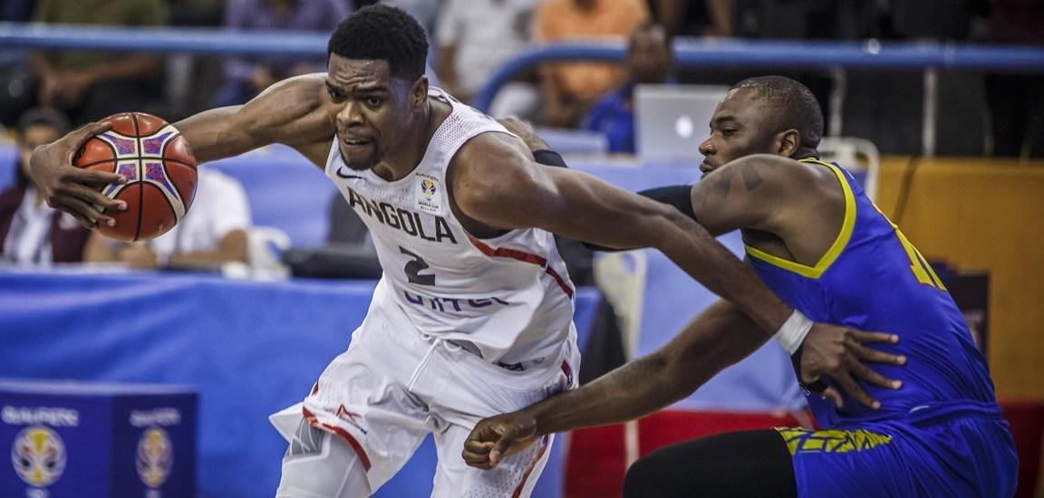 Yanick Moreira, la estrella de Angola